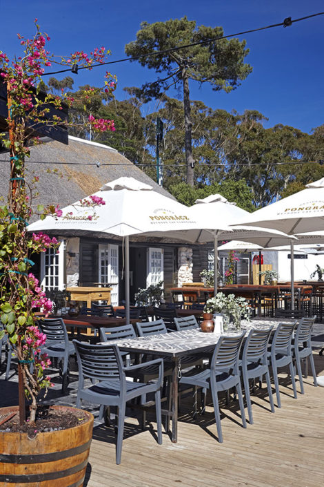 Constantia Nek Harbour House Restaurant La Parada Bar | Lobster House